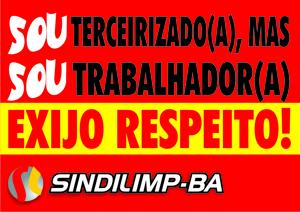 EXIJO RESPEITO!