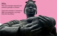 O dia das mães é comemorado, aqui no Brasil, no segundo domingo de maio