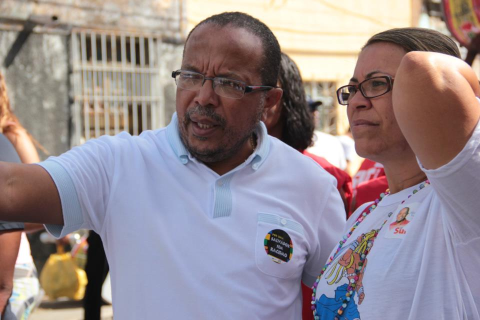 Sindilimp-BA classifica como autoritária e discriminatória ação do PT contra o vereador Luiz Carlos Suíca