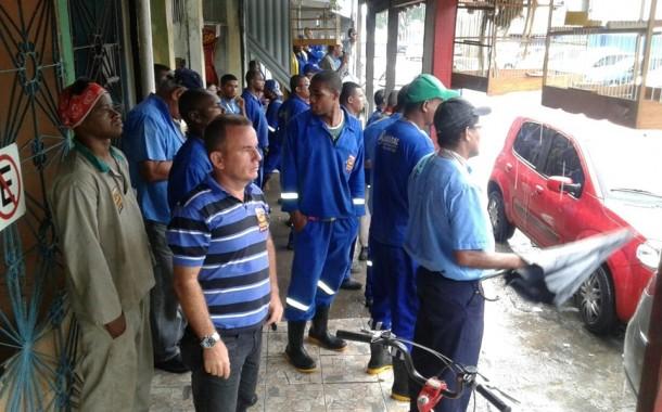 Greve: Trabalhadores da AMARAL apostam na mobilização