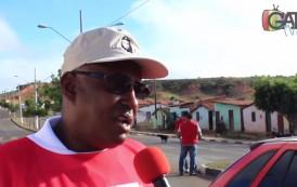 Vitória do SINDILIMP/CUT em Sátiro Dias, interior da Bahia