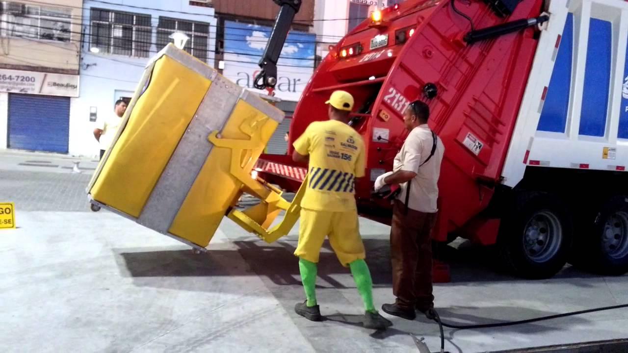 Campanha Salarial 2015 em ação na área de limpeza urbana