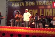 Cobertura da Festa dos Trabalhadores em Limpeza e Terceirizados 2015