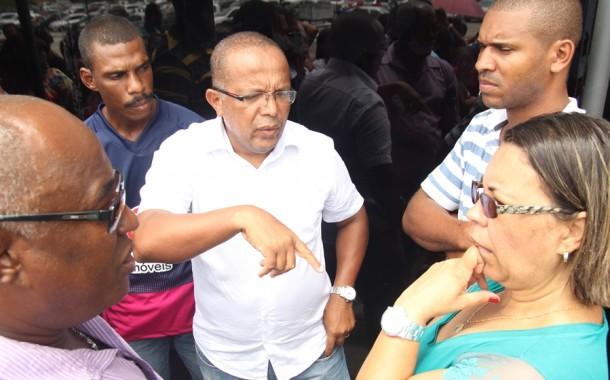 Sindilimp-BA denuncia: Terceirizados na Sudic estão sem receber salários há três meses