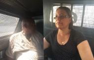 Sindicalistas do Sindilimp-BA e CUT-BA presos em manifestação em defesa dos direitos dos terceirizados