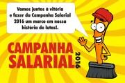 Campanha Salarial: Asseio e Conservação rumo à conquista