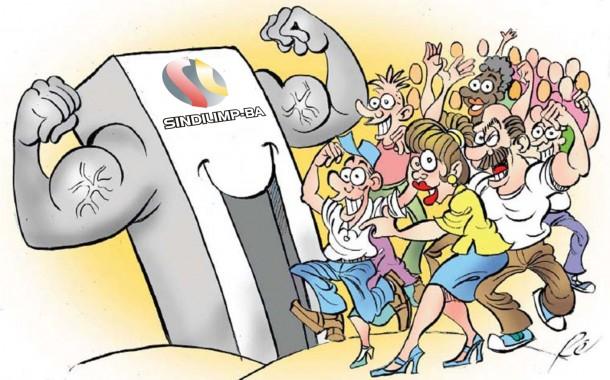 Sindilimp-BA na defesa dos contratados através da Prestação de Serviço Temporário (PST)