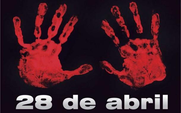 28 de abril: Dia Mundial em Memória das Vítimas de Acidentes de Trabalho