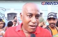 Segundo Edson Conceição é o trabalhador baiano que acompanha Suica