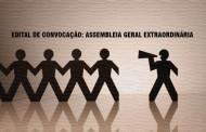 Edital de Convocação: Assembleia Geral Extraordinária